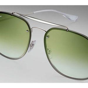 Ray-Ban RB3583N 003/W0 General Blaze Sunglasses